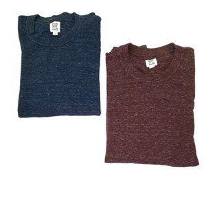 2 GAP Long Sleeve Sweatshirts Size Large